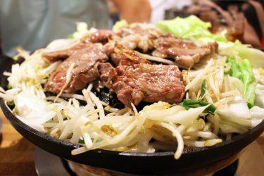 江田島の食文化、復刻!ジンギスカンを食べよう